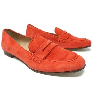 NEW J Crew Made In Italy Womens Penny Loafers 6.5